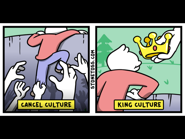 have a king mindset not a consumer one